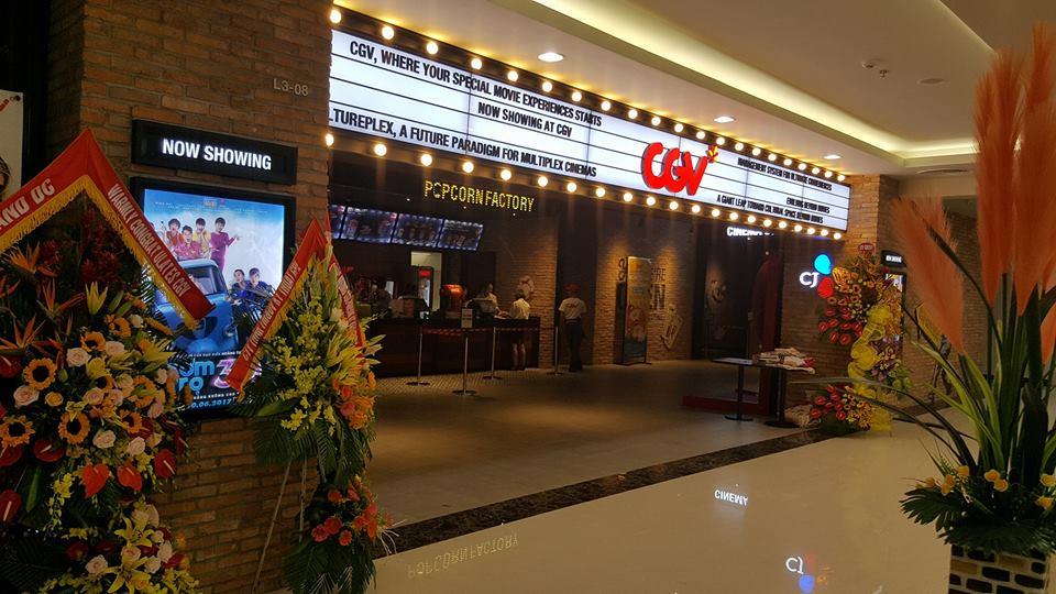 CGV Cinema Vincom Center Landmark 81