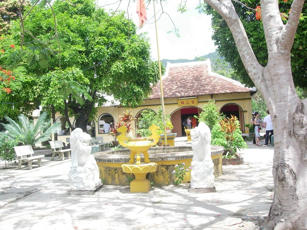 Phi Yen Temple ( An Son Mieu )
