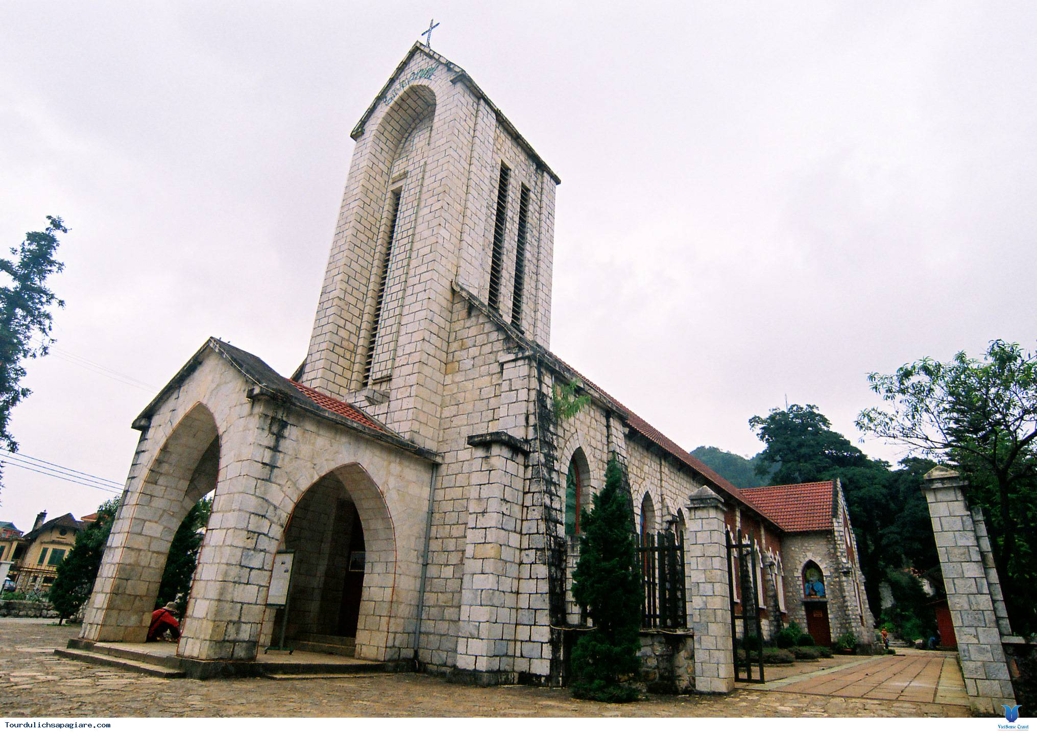 The Stone Church ( Holy Rosary Church )