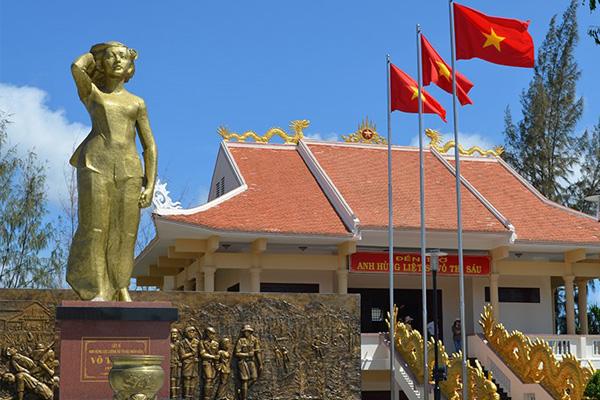 Vo Thi Sau Temple